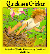 Qucik as a Cricket