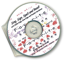Sing, Sign, Spell, and Read! music CD