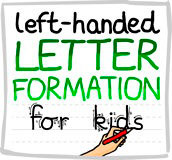 teach letter formation