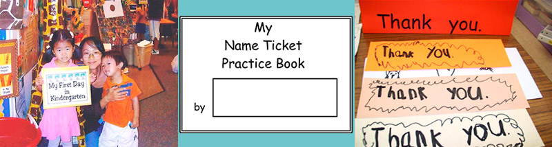 name ticket