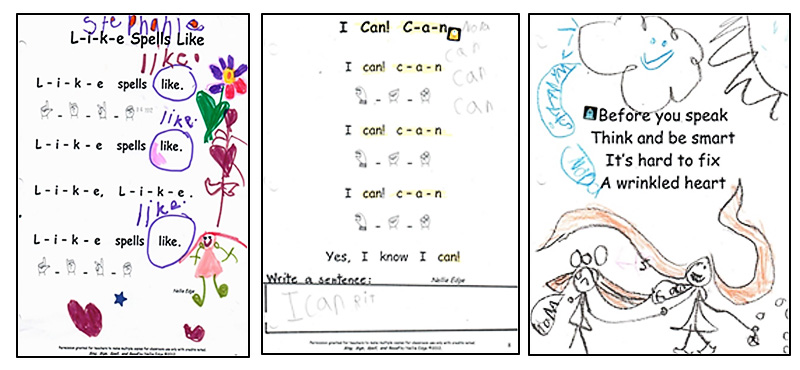 Talk To Kindergartners on Latest Sing Spell Read And Write