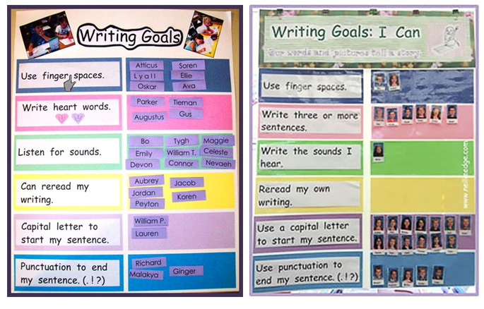 writing-goals