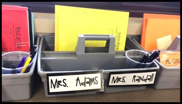 Mrs. adams mrs. randall