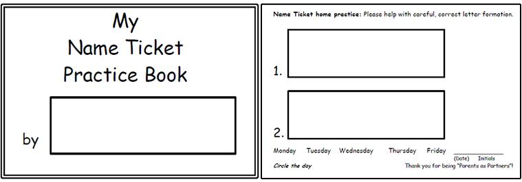 kindergarten teacher writing resources