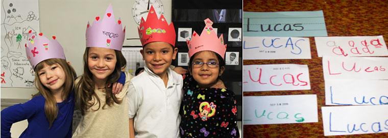 kindergarten writing resources