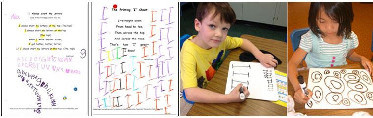 handwriting lessons for teachers