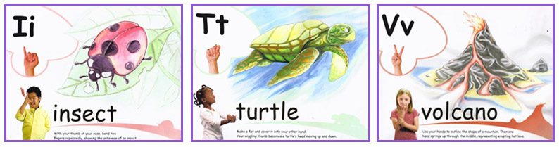 ABC Phonics Sing, Sign, and Read!