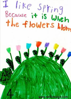Grow Your Kindergarten Writers - kid illustrate books