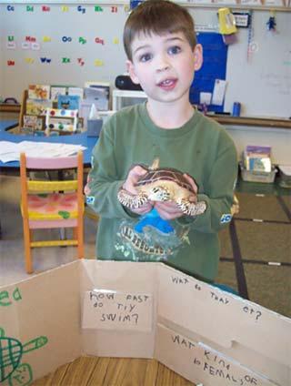 Build the Best Kindergarten Writing Workshop Model Ever!