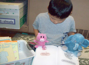 The Elephant and Piggie Book Club