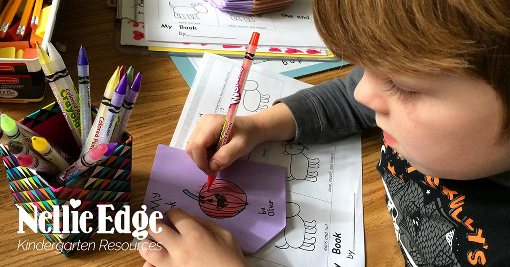 Learn to each handwriting to your kindergarten classroom with Nellie Edge Online Seminars