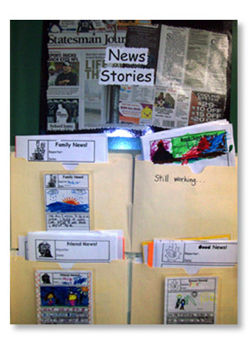 News Stories: An Engaging Way to Inspire Young Writers