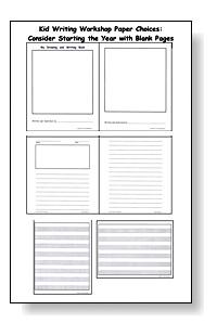 Welding writing workshop paper template