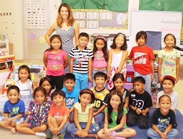 kindergarten classrooms - Positive Discipline in Kindergarten