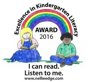 Nellie Edge Literacy Award