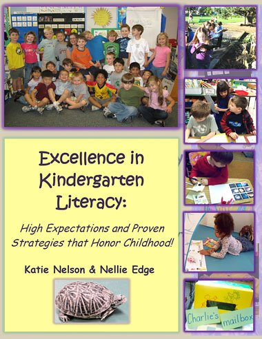 Excellence in Kindergarten Literacy