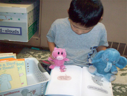 Elephant and Piggie Book Club