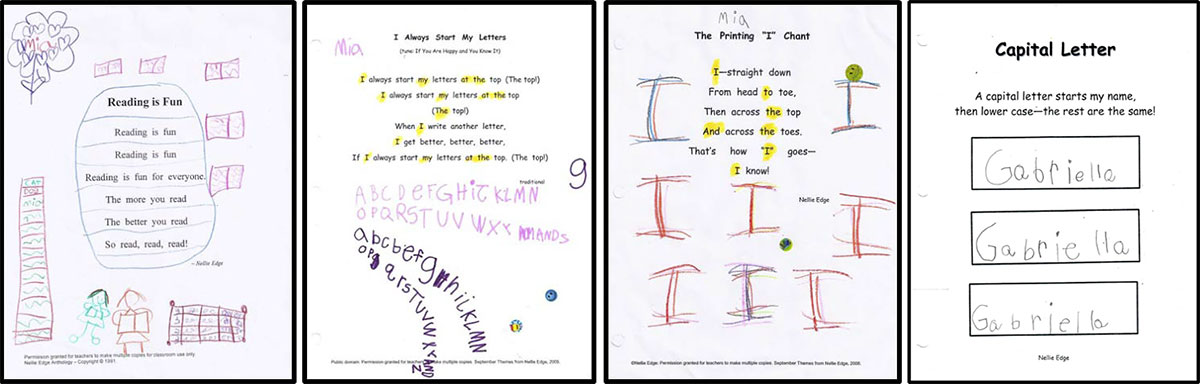Be Ready for Writing Success from the First Week of Kindergarten!
