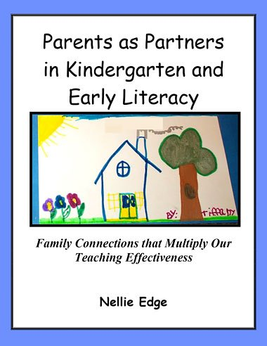 Parents as Partners in Kindergarten Literacy