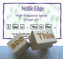 word stamp sets