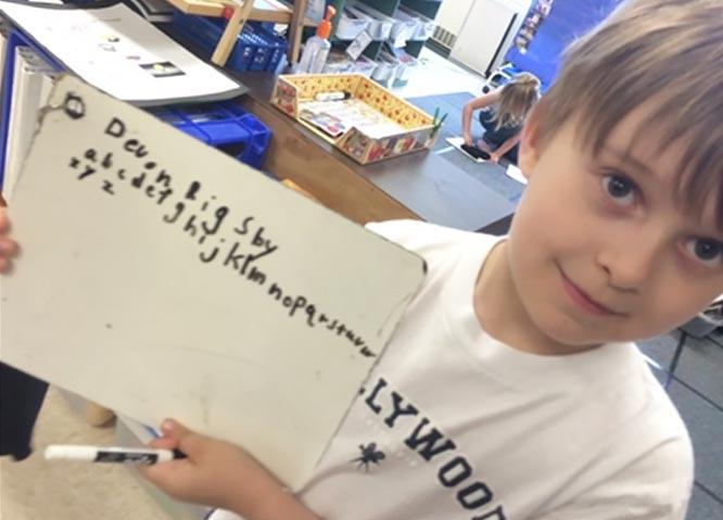 kindergarten lessons
