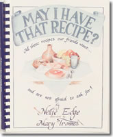 May I Have That Recipe?