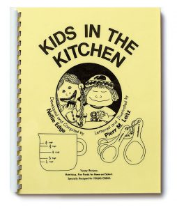 Kids in the Kitchen Cookbook, by Nellie Edge