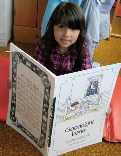 Kindergarten Book Lovers Keep Reading
