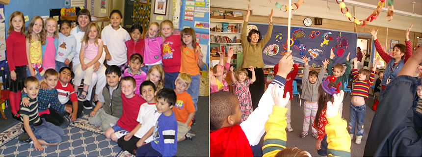 5 Simple and Delightful Kindergarten Rituals to End Your Year