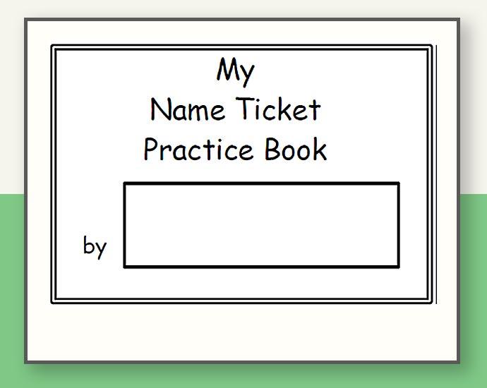 name-ticket