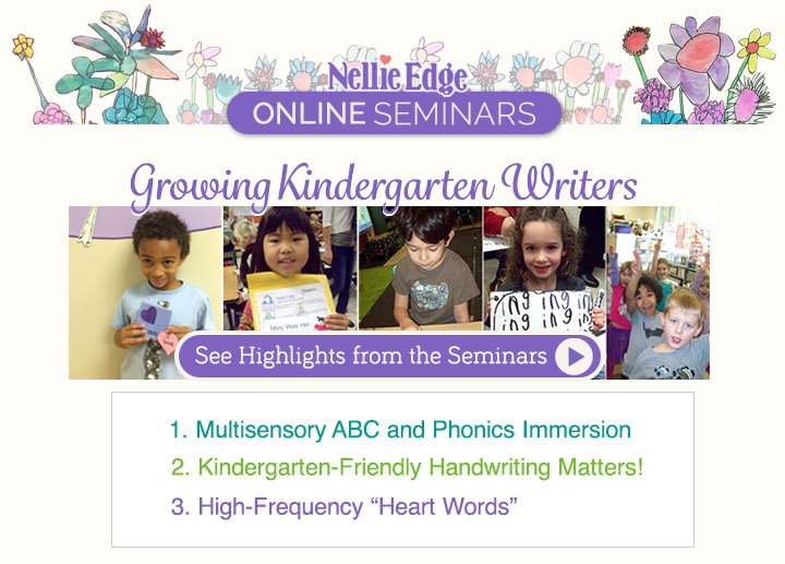 Nellie Edge Online Seminars
