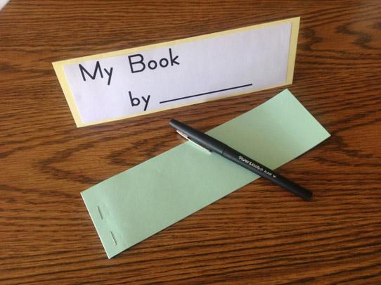 skinny books - kindergarten lesson by nellie edge