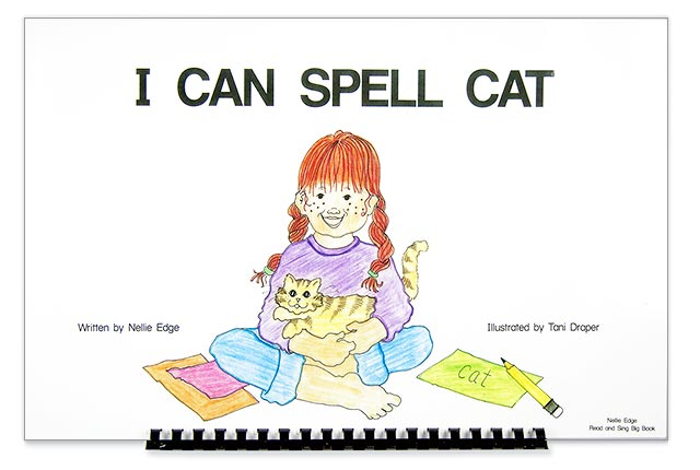 I-Can-Spell-Cat