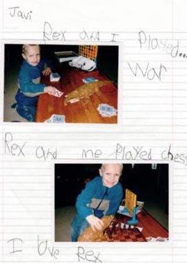 kindergarten-class-writing
