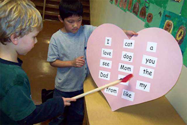 nellie edge kindergarten sight word lesson