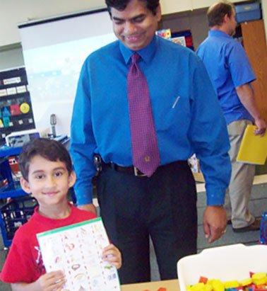 kindergarten classroom parents as partners