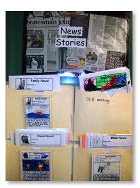 kindergarten classroom news center