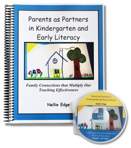 Parents as Partners in Kindergarten and Early Literacy