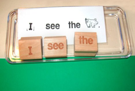 word stamp set