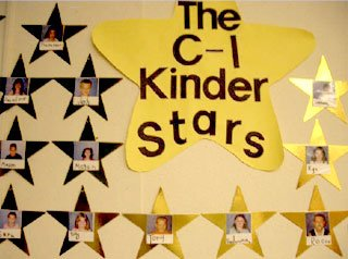 kinder stars Year-End Celebration