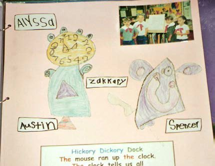 Mother Goose Inspires Art Extensions