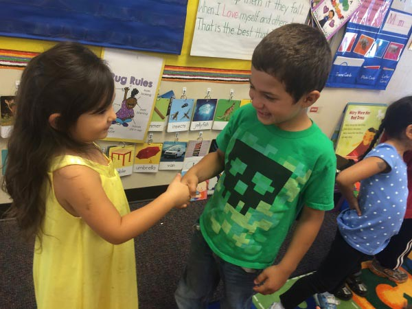 Begin Your Kindergarten Year with 10 Memorable Traditions