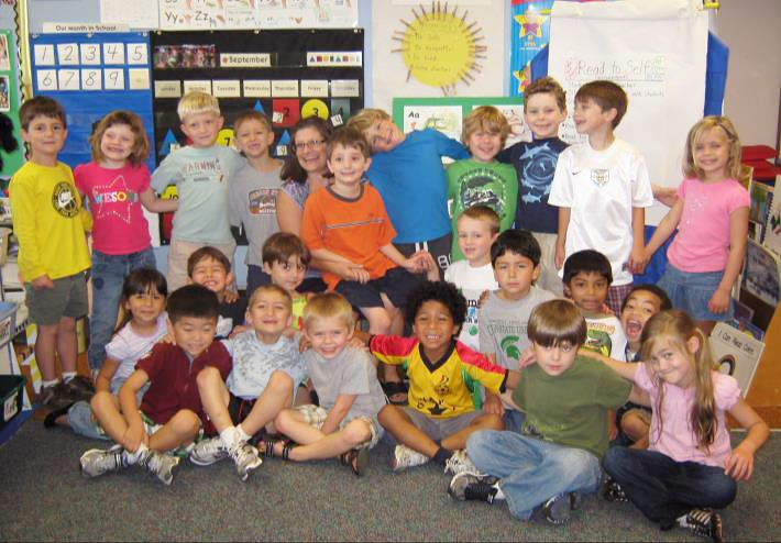 kindergarten-class