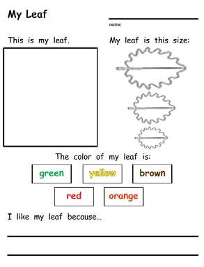 leaf-template