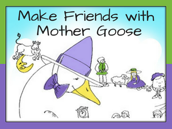 5 Delightful Ways to Make Friends with Mother Goose in Kindergarten