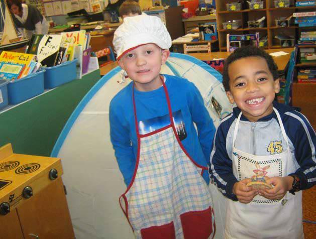 play kindergarten