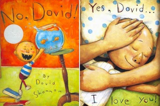 No. David!