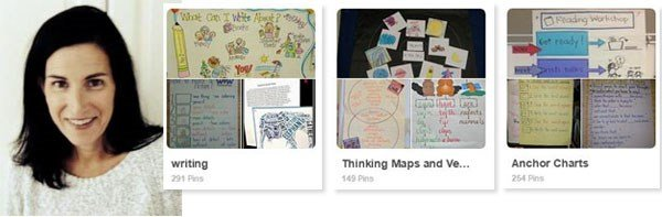 We love to search Pinterest for the best kindergarten writing and early learning resources.