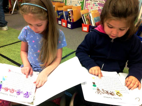 "Nurture a ""Reading is Fun"" culture in your KIndergarten classroom."