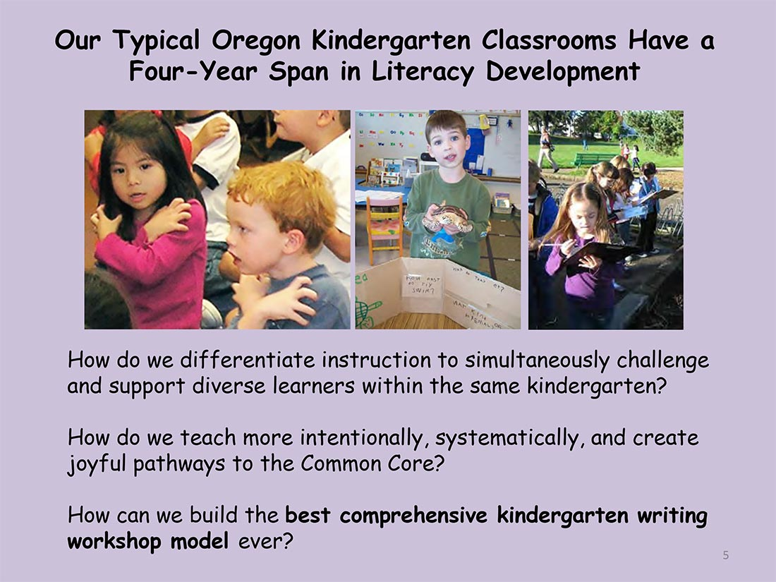Grow Your Kindergarten Writers: Use Proven High-Impact Strategies That Dramatically Accelerate Literacy